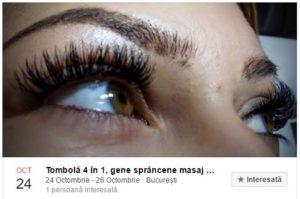 tombola4 - Extensii gene 3D, Micropigmentare sprâncene, masaj Maderoterapie, Tuns și coafat