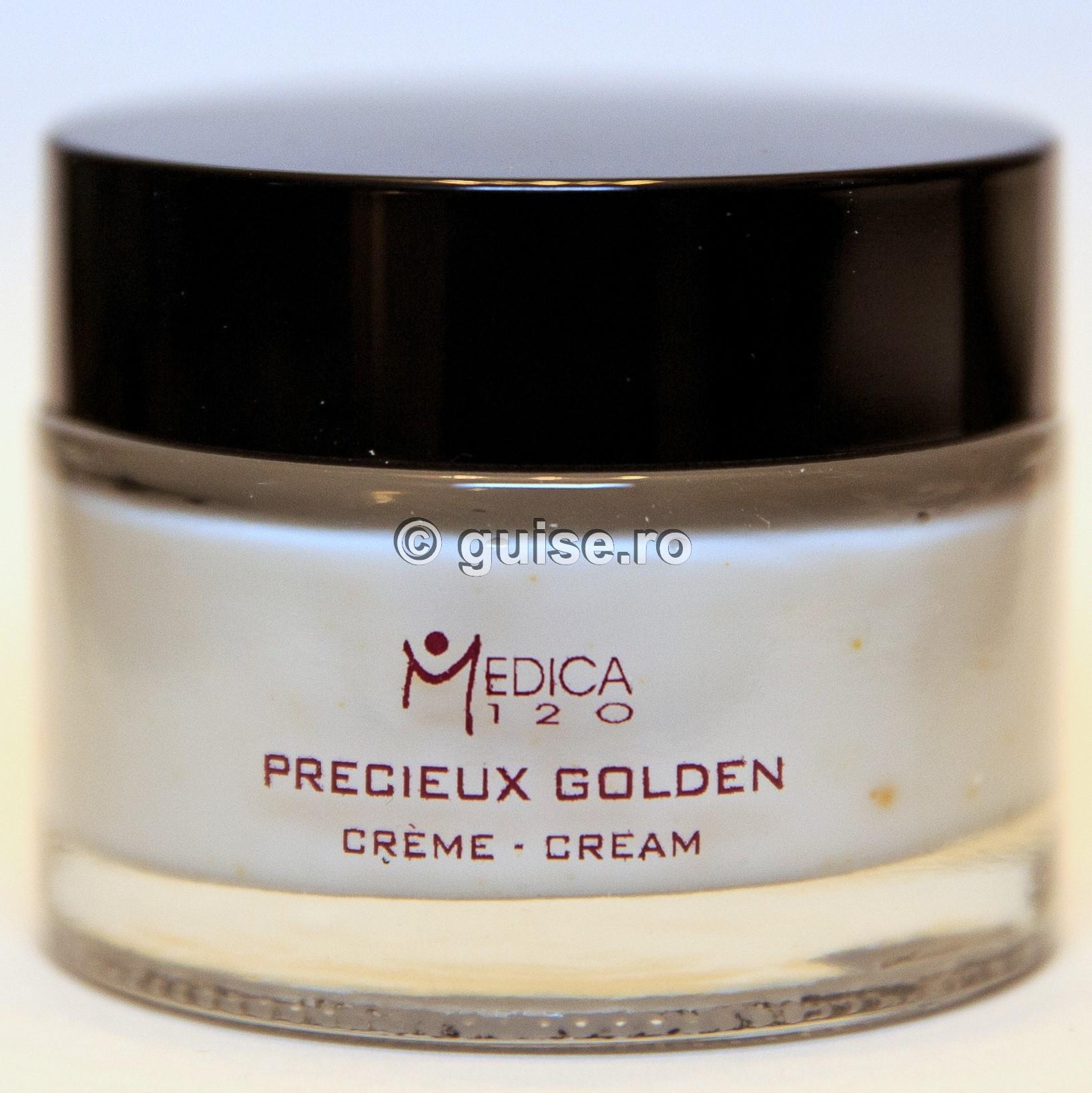 Crema Precieux Golden