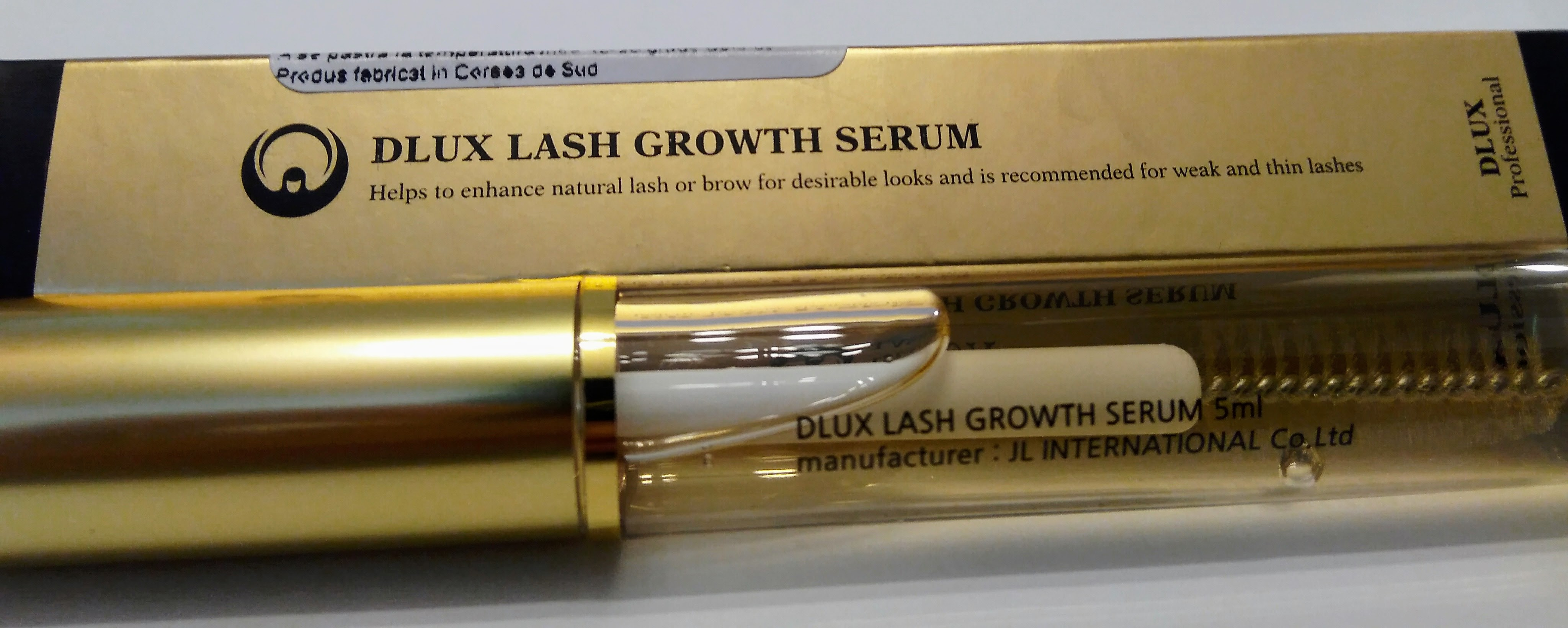Dlux Lash Growth Serum